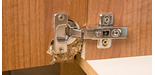 How to Replace a Kitchen Cabinet Hinge