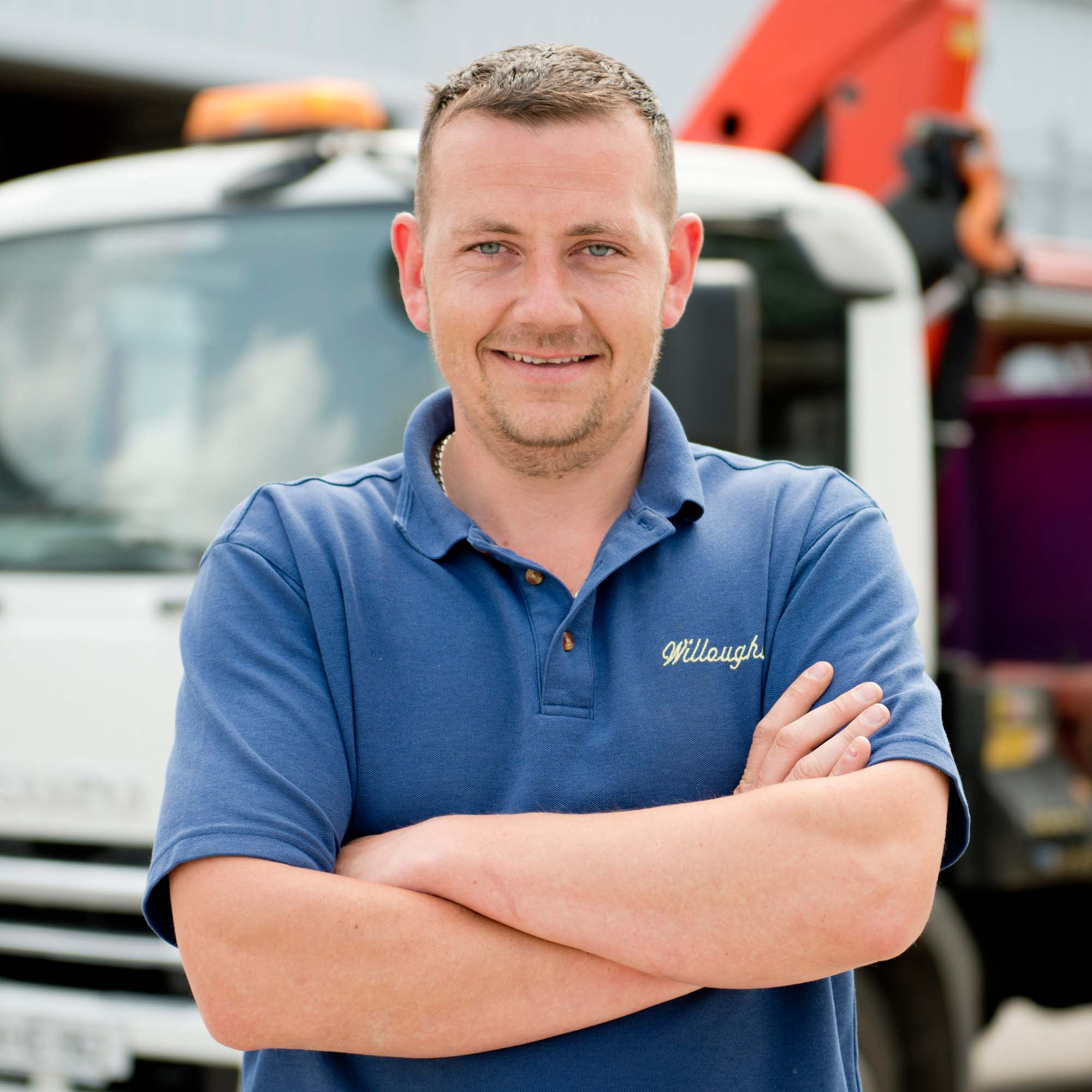 Delivery Driver - Paddy O Hara