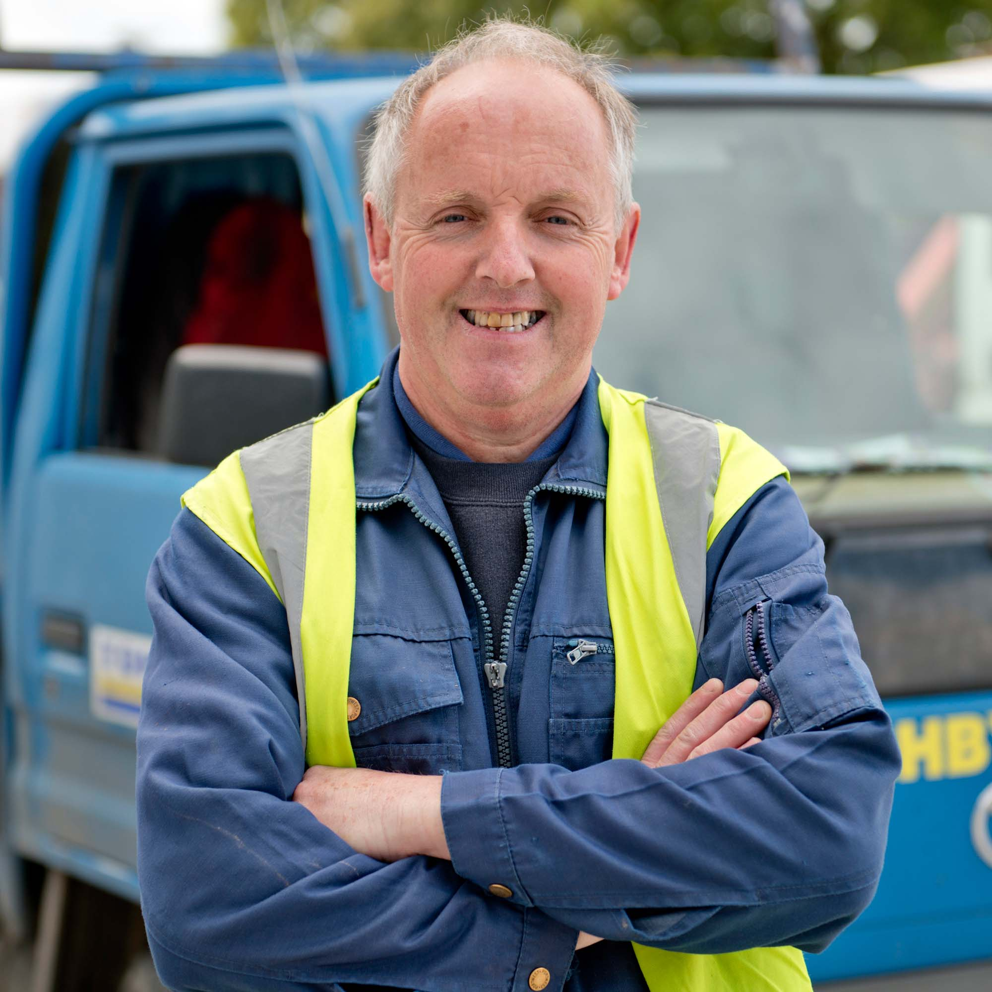 Delivery Driver - Michael Kelly