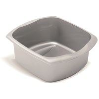 Addis  Large Rectangular Basin Metallic - 9.5 Litre