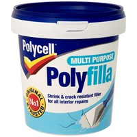 Polycell  Multi-Propose Polyfilla Filler - 1kg