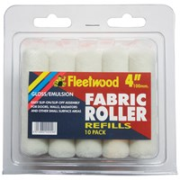 Fleetwood  4in Mofar Roller Sleeve - 10 Pack