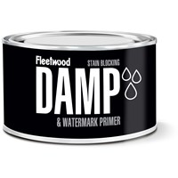 Fleetwood  Damp & Water Mark White Matt Primer - 500ml