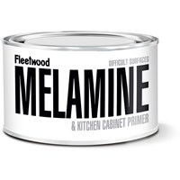 Fleetwood  Melamine & Kitchen Cabinet White Satin Primer - 500ml