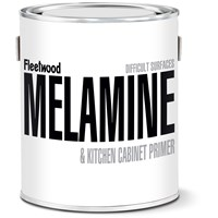 Fleetwood  Melamine & Kitchen Cabinet White Satin Primer - 2.5 Litre