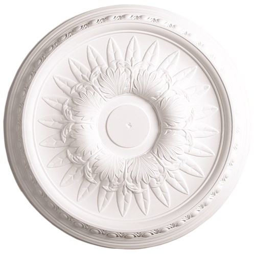 Gyproc Artex Grecian Decorative Plaster Ceiling Rose