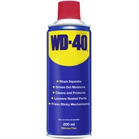 WD40  Lubricant - 200ml