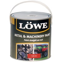 Lowe  Metal & Machinery Paint - 2.5 Litre