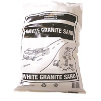 N&C  White Granite Sand - 3mm