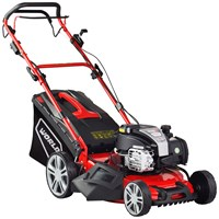 World  Self Propelled Battery Start Lawnmower