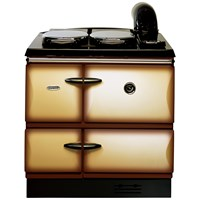 Stanley  Brandon Cast Iron Oil Range Cooker - Mink