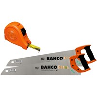 Twin Saw Pack with 5M Measuring Tape