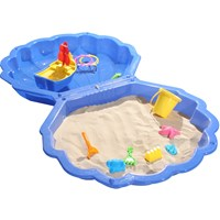 Euroactive  Clam Shaped Pool & Sandpit